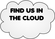 FIND US IN  THE CLOUD